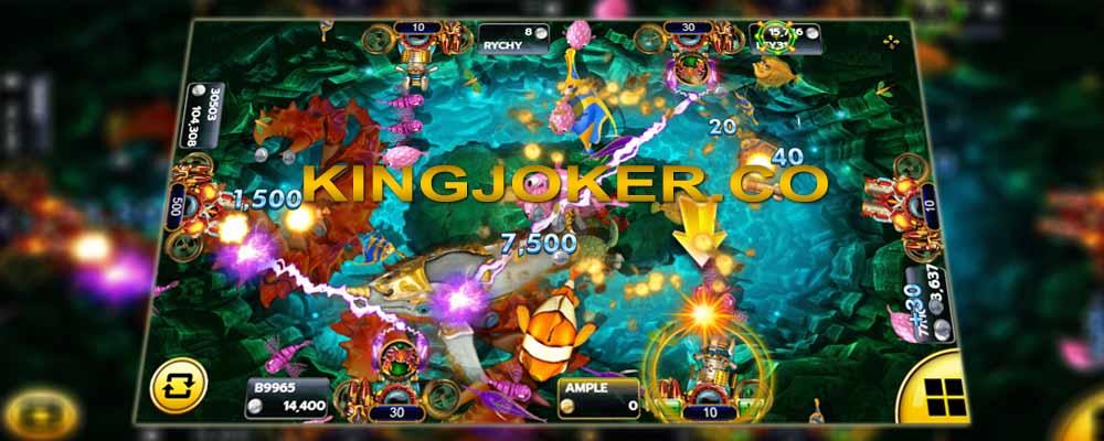 Permainan Ikan Online