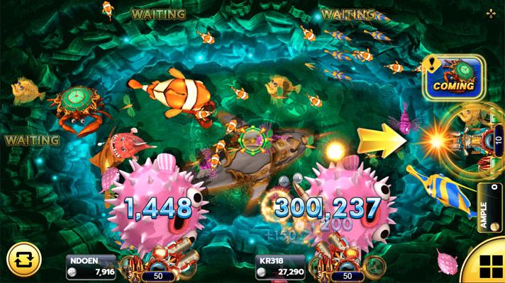 Tembak Ikan Online